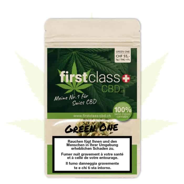 Indoor CBD Cannabis Sativa BIO