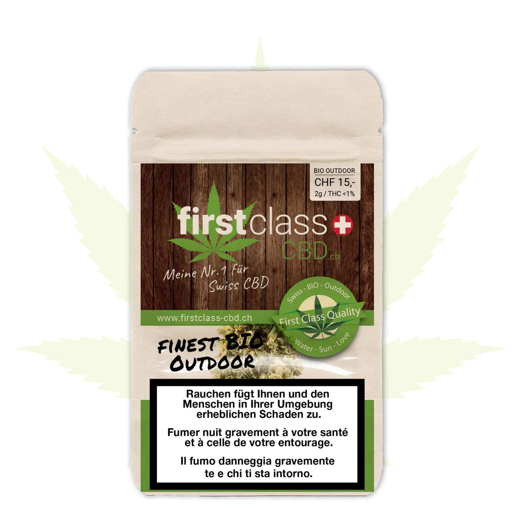 Auf BIO Fläche CBD Cannabis angebaut und komplett nach den Richtlinien gearbeitet. 1