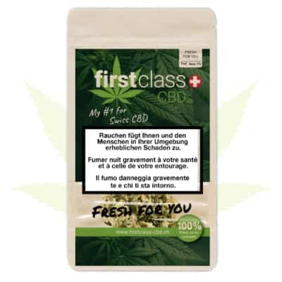 Fresh for you - CBD Sorte nach Wunsch kaufen - 10g - 20g