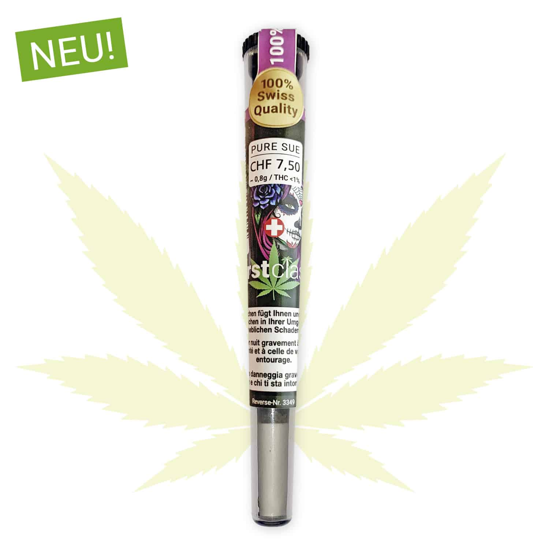 Bio Joint Pure Sue - CBD~15% THC~0.6-