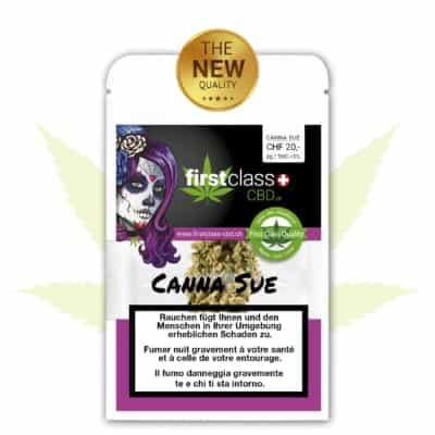 "firstclass CBD ""Canna Sue"" 3g - Indica, Sativa"