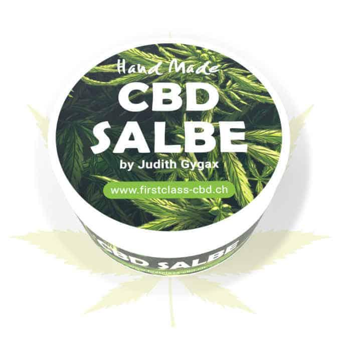 CBD Salbe – Hand Made von firstclass